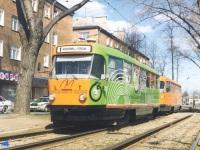 Даугавпилс. Tatra T3DC2 №073, Tatra T3DC1 №072