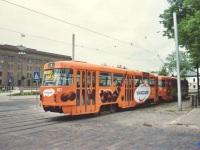 Даугавпилс. Tatra T3DC2 №077, Tatra T3DC1 №076