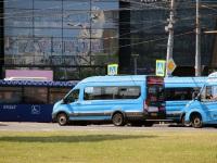 Москва. Sollers Bus (Ford Transit FBD) ху665