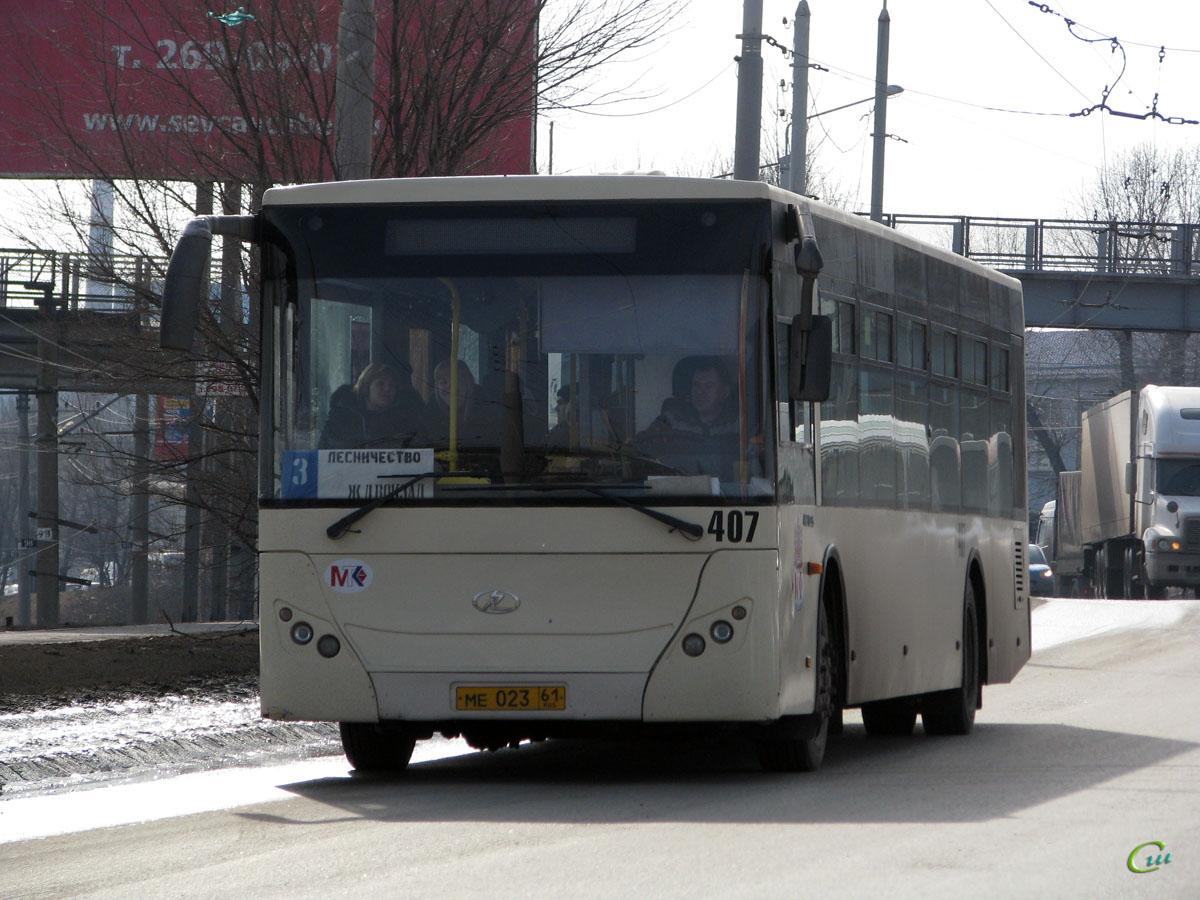 Ростов-на-Дону. РоАЗ-5236 ме023