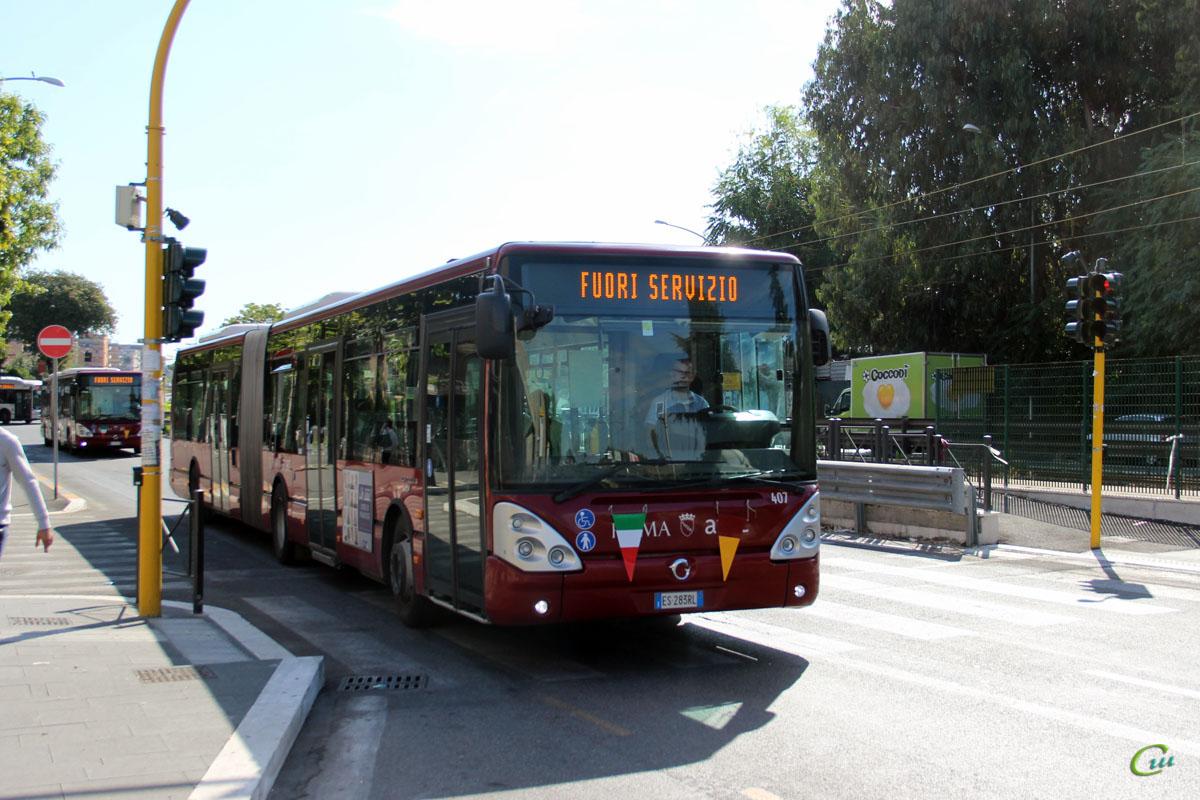 Рим. Irisbus Citelis 18M ES 283RL