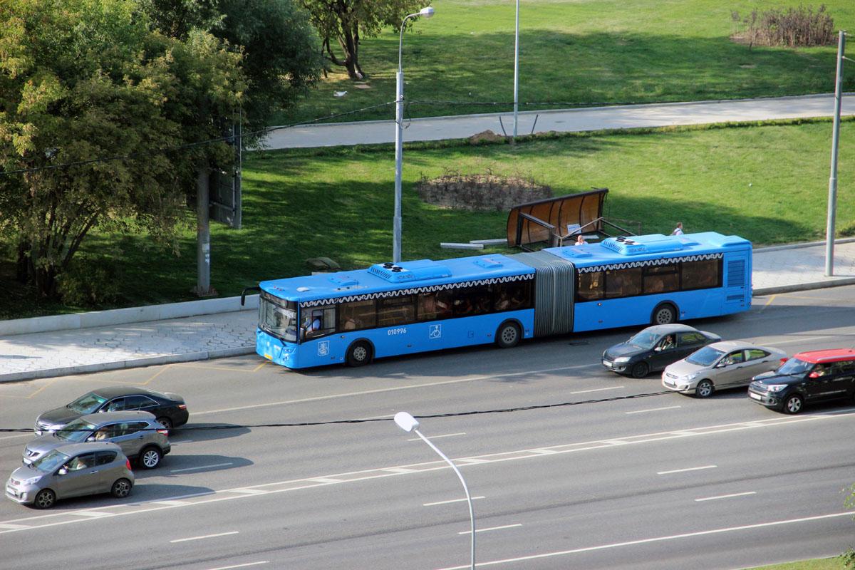 Москва. ЛиАЗ-6213.65 ха751