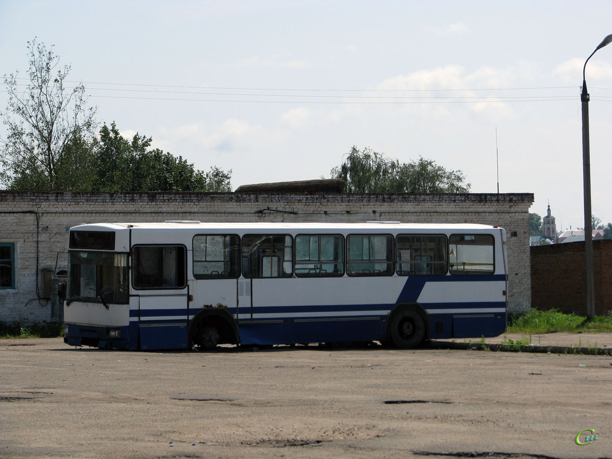Вязьма. Jelcz M11 (б/н)
