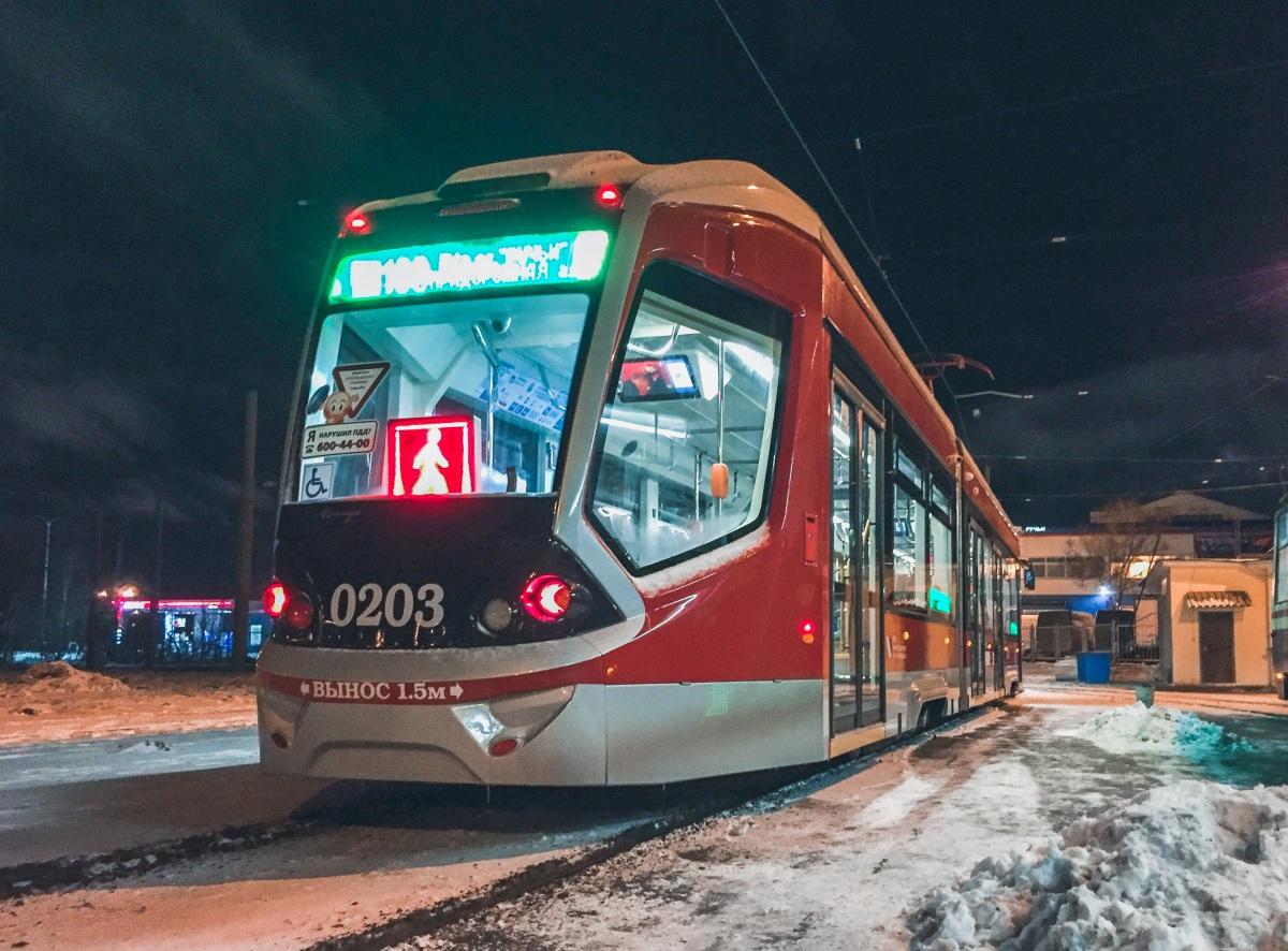Санкт-Петербург. 71-923 Богатырь №0203