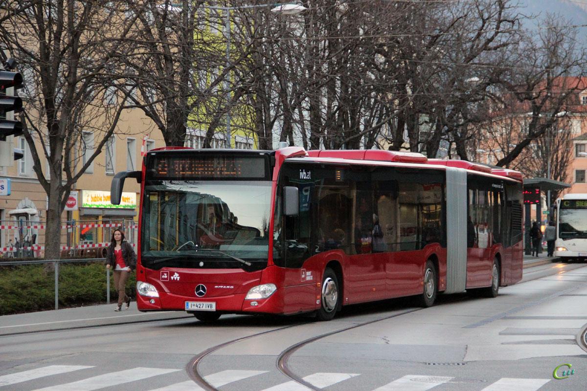 Инсбрук. Mercedes-Benz O530 Citaro G I 427 IVB