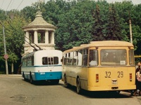 Москва. ЗиУ-5Д №3340, ЛиАЗ-677М 3229МНА