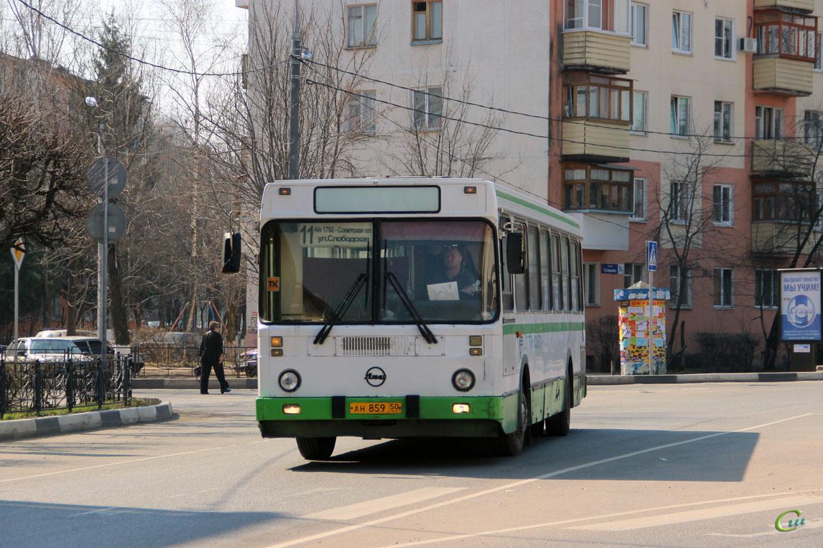 Клин. ЛиАЗ-5256.25 ан859