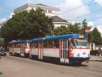 Рига. Tatra T3A №3-2317, Tatra T3A №3-2318