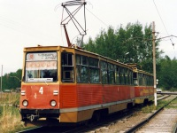 Ачинск. 71-605А (КТМ-5А) №4, 71-605А (КТМ-5А) №5