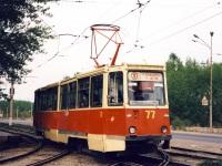Ачинск. 71-605 (КТМ-5) №77