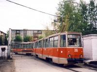Ачинск. 71-605 (КТМ-5) №36, 71-605 (КТМ-5) №35
