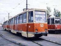 Ачинск. 71-605 (КТМ-5) №53, Сетеизмеритель НТТРЗ №ВС-1