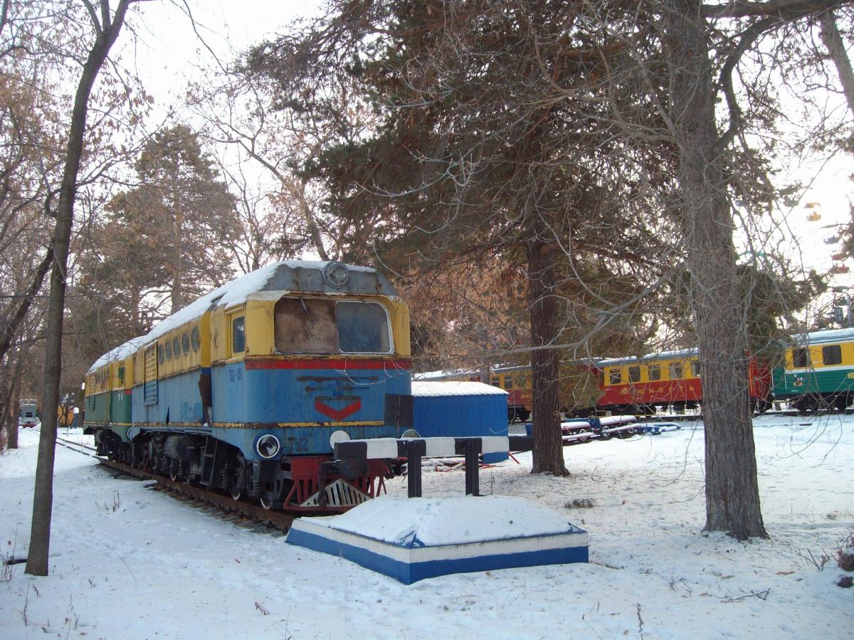 Челябинск. ТУ2-189, ТУ2-160