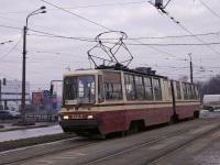 Санкт-Петербург. ЛВС-86К-М №3463