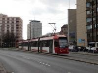 Нюрнберг. ADtranz GT8N2 №1126