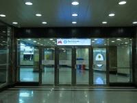 Москва. Станция Выставочная (Деловой центр), Филёвская линия