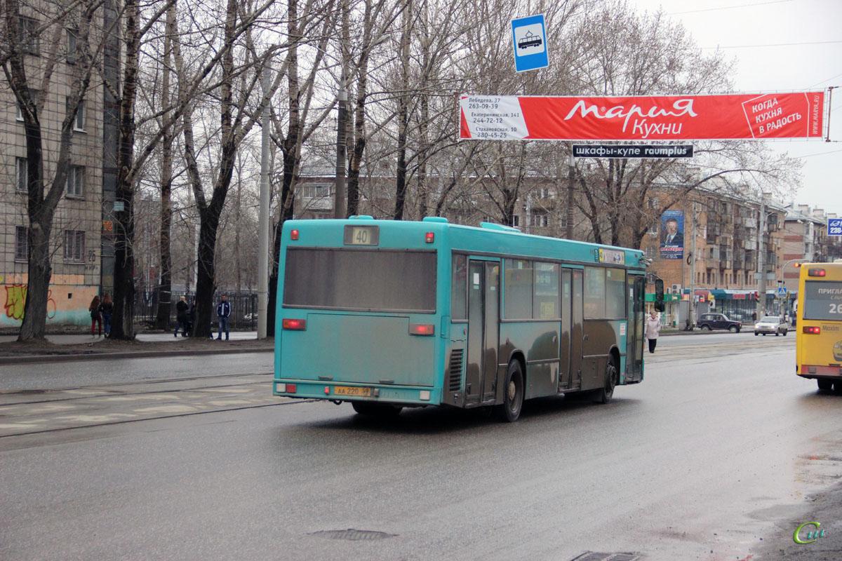 Пермь. Mercedes-Benz O405N аа220