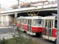 Прага. Tatra T3SUCS №7205