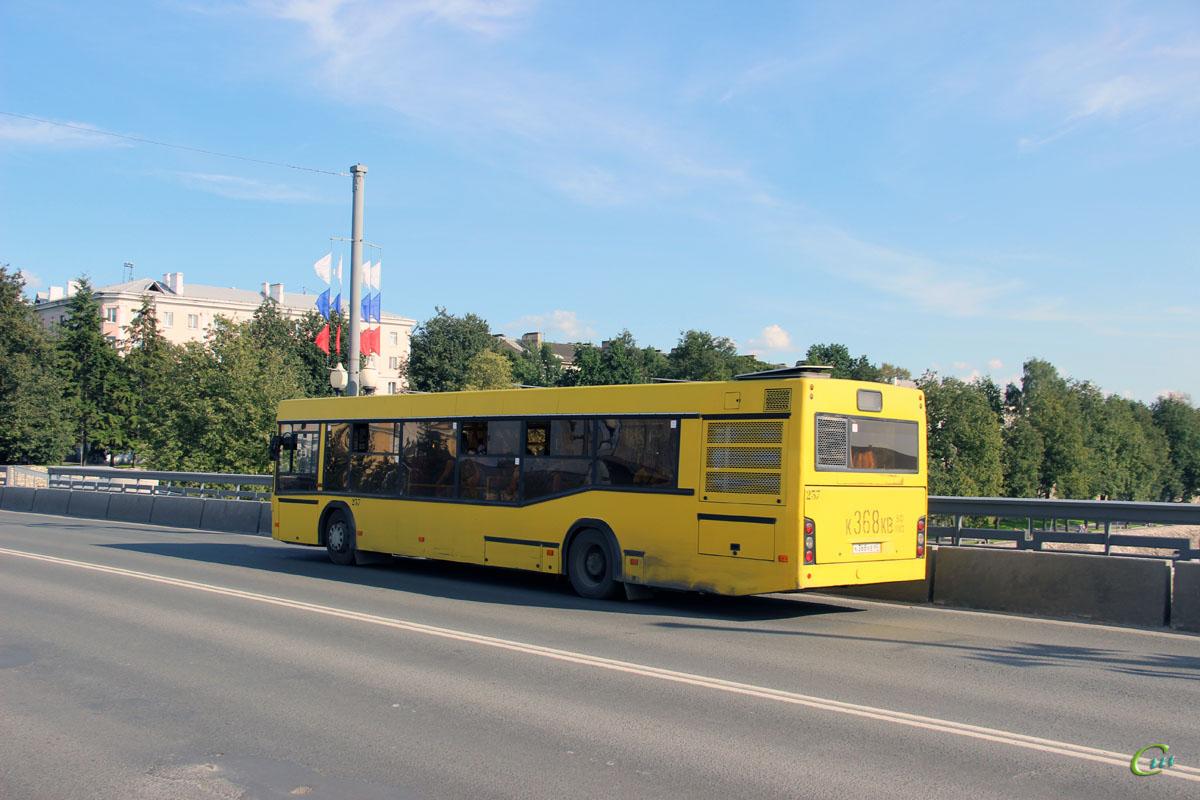 Псков. МАЗ-103.465 к368кв