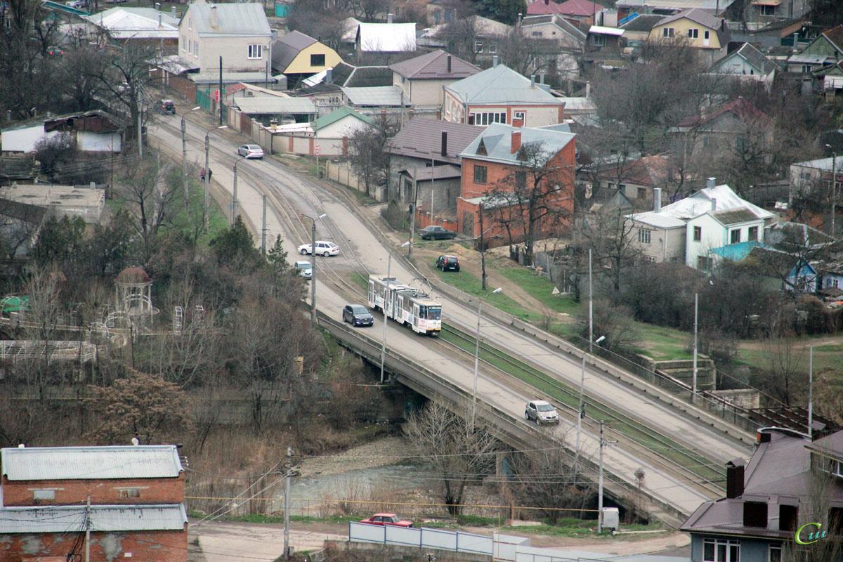 Пятигорск. Tatra KT4SU №149