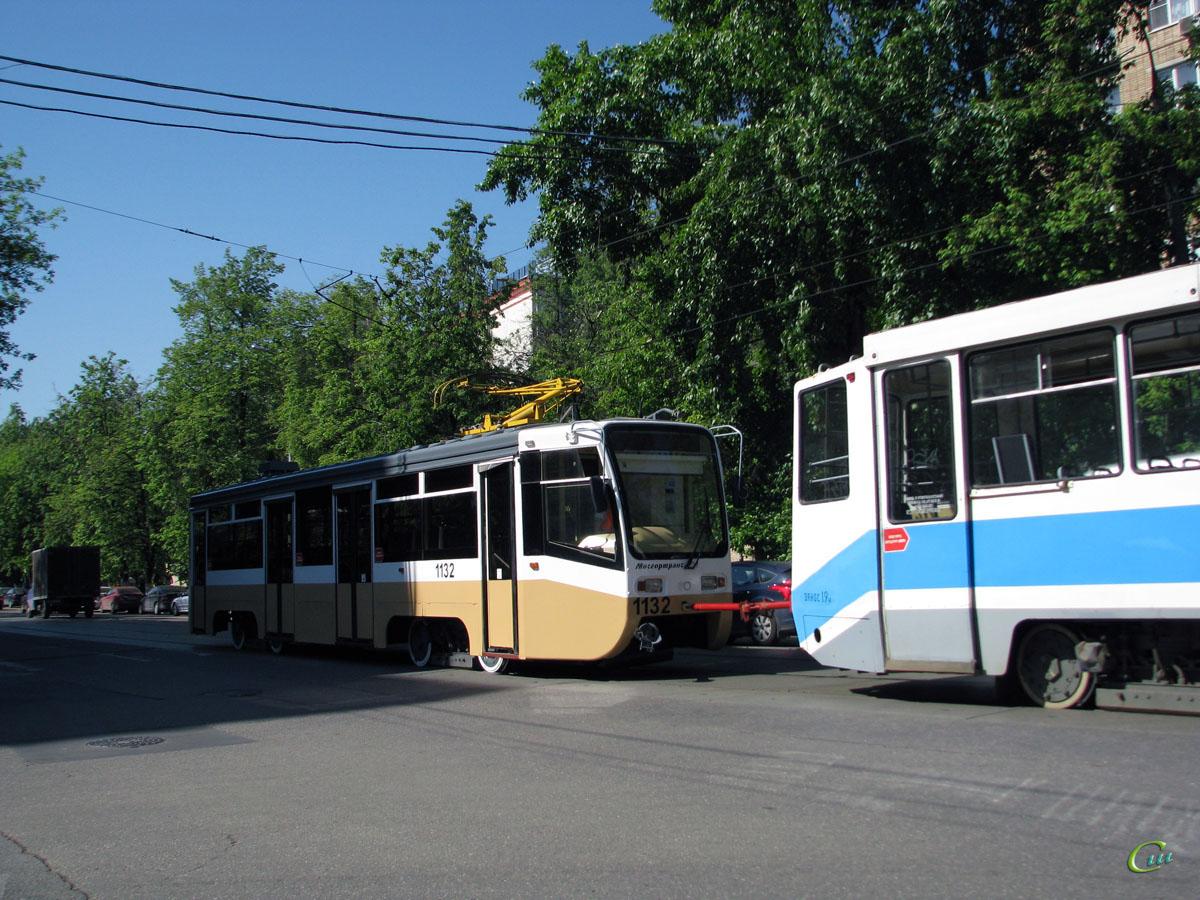 Москва. 71-619А (КТМ-19А) №1132
