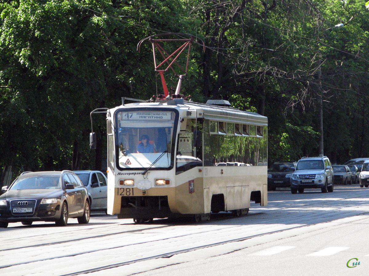 Москва. 71-619К (КТМ-19К) №1281