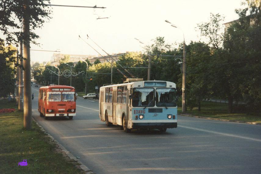 Ижевск. ЗиУ-682Г00 №1306