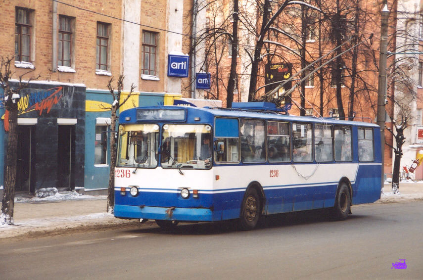 Ижевск. ЗиУ-682В №1236