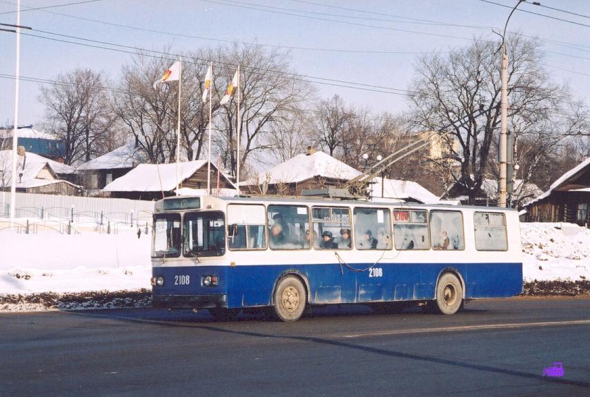 Ижевск. ЗиУ-682В-012 (ЗиУ-682В0А) №2108