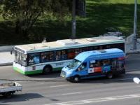 Москва. Sollers Bus (Ford Transit FBD) ху831, ЛиАЗ-5292.21 ек441