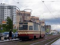 Санкт-Петербург. ЛВС-86К №7015