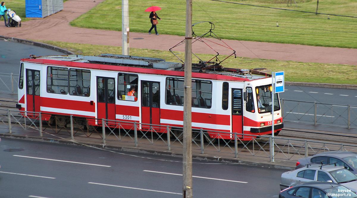 Санкт-Петербург. 71-134К (ЛМ-99К) №5301