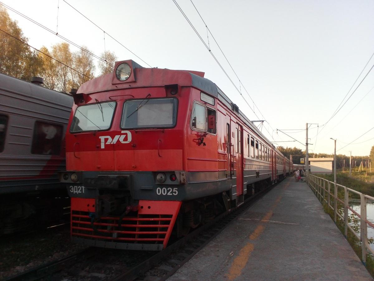 Чебаркуль. ЭД2Т-0025