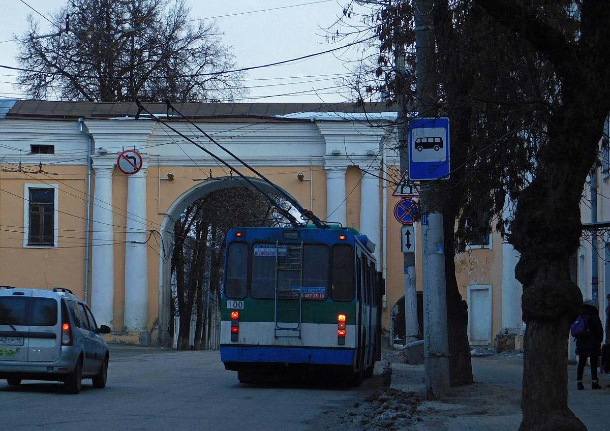 Калуга. БТЗ-5276-04 №100