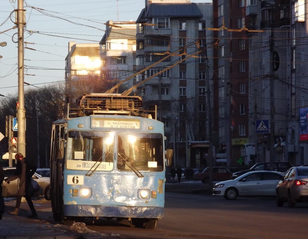 Омск. АКСМ-101 №6