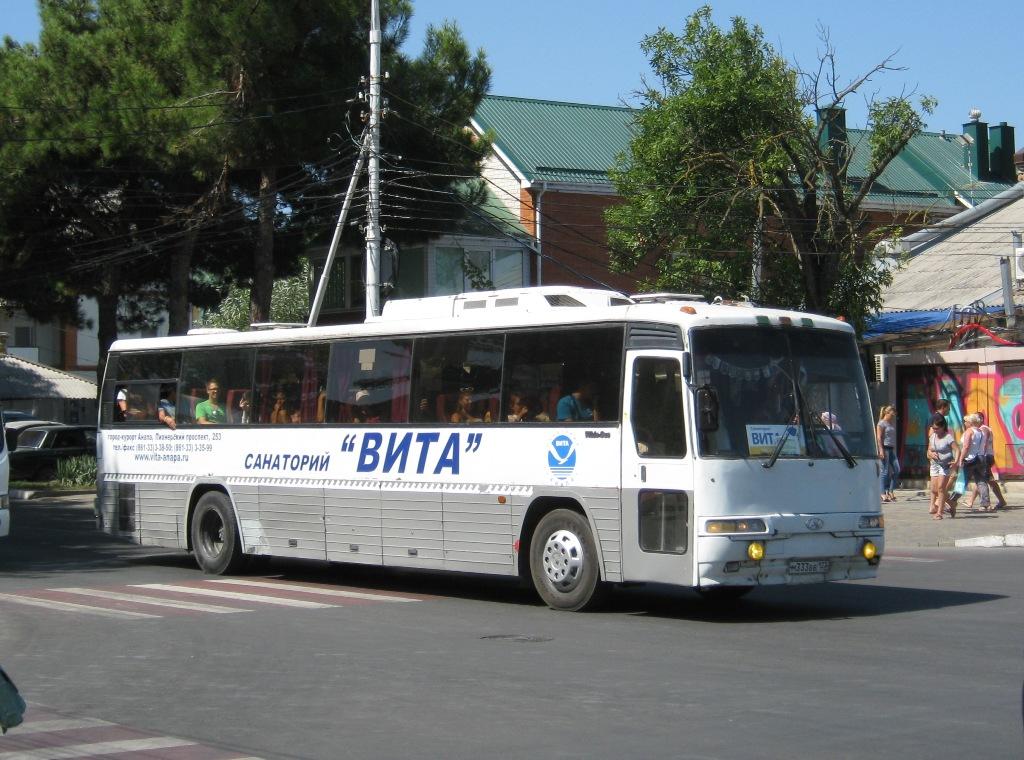 Анапа. Hyundai Aero 600 м333вв