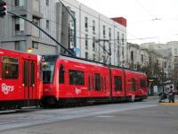 Сан-Диего. Siemens SD100 №2040, Siemens S70 LRV №4023