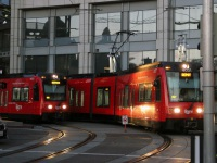Сан-Диего. Siemens S70 LRV №4031, Siemens S70 LRV №4062
