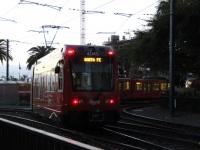 Сан-Диего. Siemens S70 LRV №4045