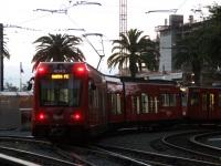 Сан-Диего. Siemens SD100 №2049, Siemens S70 LRV №4045