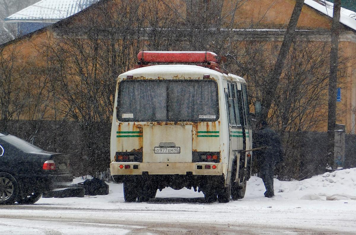 Калуга. ПАЗ-32053-50 о977ем