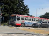 Сан-Франциско. Neoplan AN440 1077728