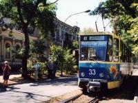 Евпатория. Tatra KT4SU №33