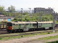 Саратов. 2ТЭ116-318