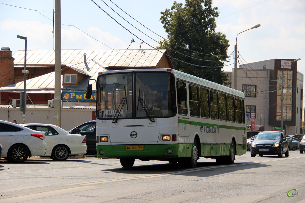Серпухов. ЛиАЗ-5256.25 ва836