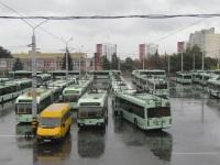 Минск. АКСМ-321 №3446, АКСМ-321 №3451, АКСМ-32102 №3521, АКСМ-333 №3646