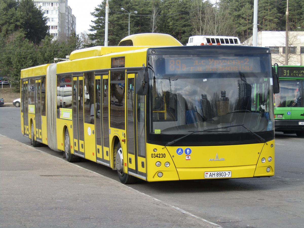 Минск. МАЗ-215.069 AH8903-7