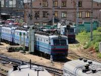 Москва. ЧС2К-417