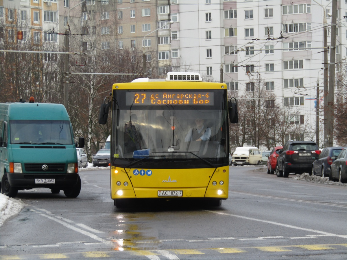 Минск. МАЗ-203.069 AC1872-7