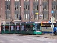 Хельсинки. Variotram №221